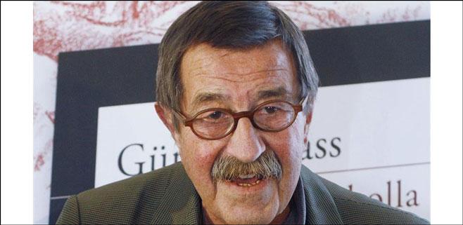 Muere el nobel de literatura Günter Grass