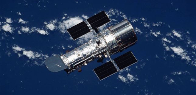 El Hubble cumple 25 años