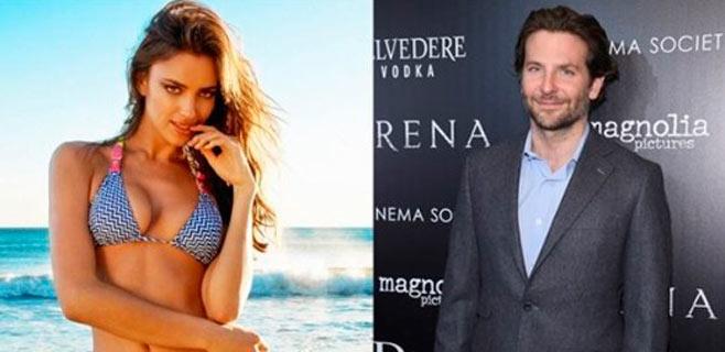 Irina Shayk y Bradley Cooper, pareja sorpresa