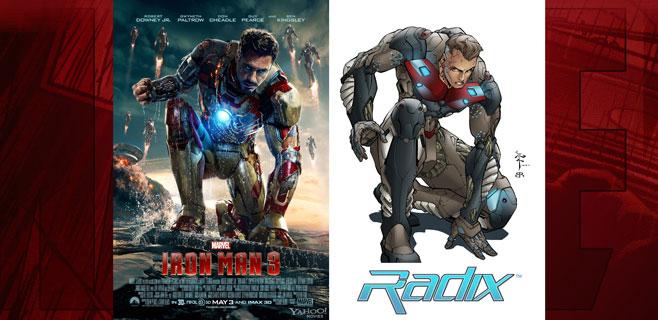 Disney y Marvel, demandados por plagio con el traje de IronMan