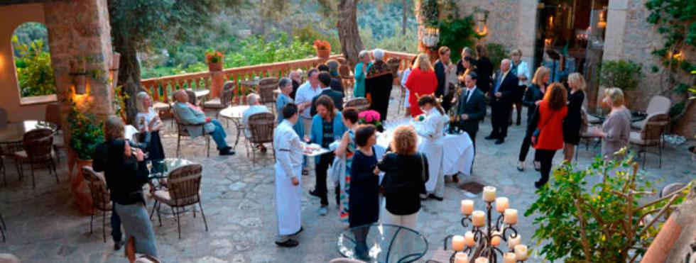 El Estrella Michelin Josef Sauerschell reune a sus discípulos en La Residencia de Deià