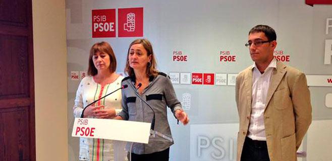 """Rodríguez: """"El PP ha convertido Balears en el templo de la precariedad"""""""