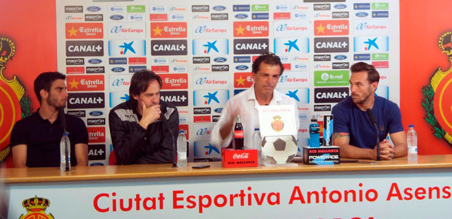 Soler seguirá pase lo que pase en Alcorcón