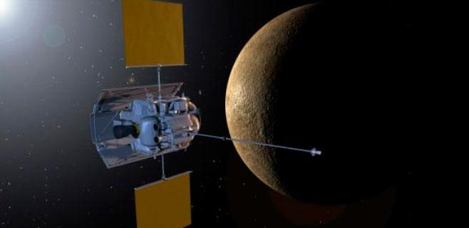 La sonda Messenger impactará contra Mercurio el 30 de abril