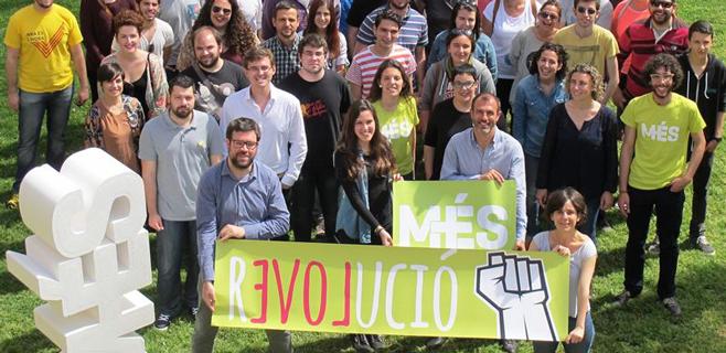 Més presenta sus propuestas para una juventud