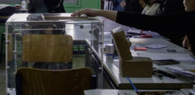 Condenado a pagar 2.880 euros por no acudir a una mesa electoral en 2014