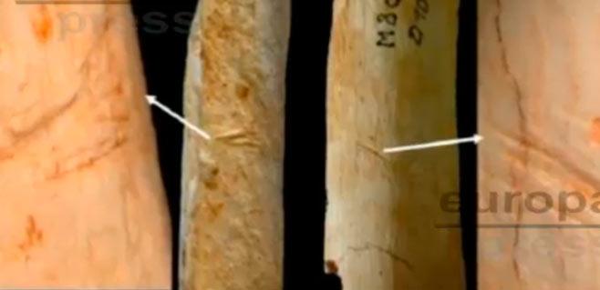 Los neandertales se comían a sus muertos
