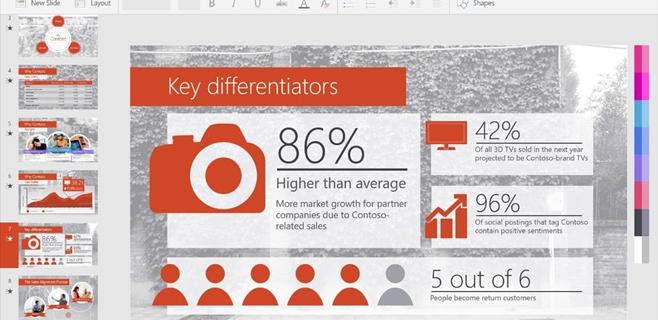 Office 2016 llegará a móviles y tabletas en un mes