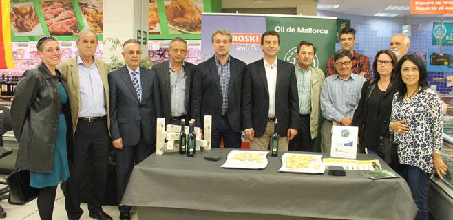 Oli de Mallorca bate su récord de ventas con 22.000 litros comercializados