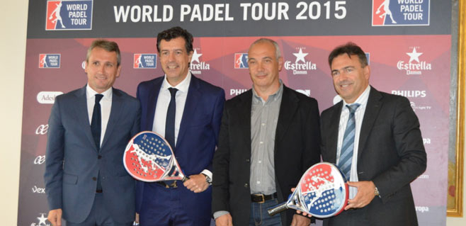 Palma, nueva sede del World Padel Tour