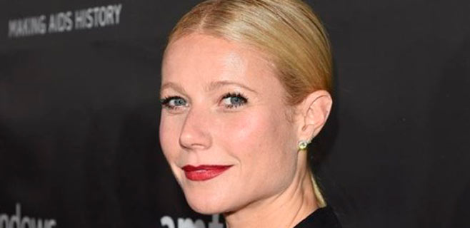 Gwyneth Paltrow intenta comer una semana con 27 euros