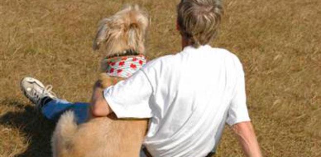La conexión entre dueño y perro es como la de madre e hijo