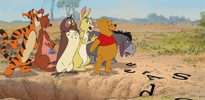 Disney prepara una película de acción real de Winnie the Pooh