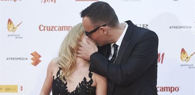 Risto Mejide y Carla Nieto destapan su relación