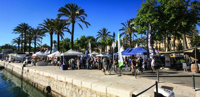 El Salón Náutico de Palma supera cifras de 2014 y cuelga el cartel de completo