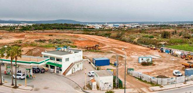 La promotora de Ses Fontanelles licita las obras del centro comercial por 170M