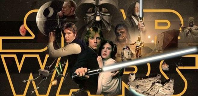 Star Wars se lanzará en formato digital HD y con contenidos inéditos