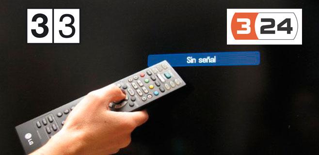 Los lectores no echan de menos la oferta televisiva del C33 y el 3/24