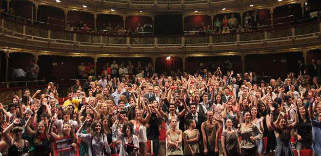 300 jóvenes de Balears optan a los premios Buero de teatro joven