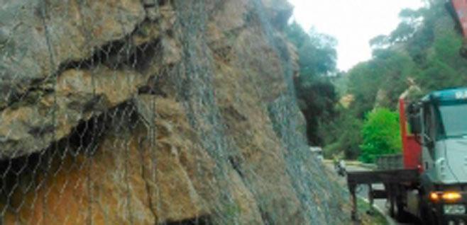 Carreteras anuncia cortes en la carretera de Valldemossa por s'Estret
