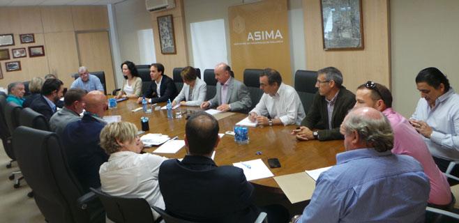 ASIMA pide que Son Castelló y Can Valero sean declarados zonas maduras