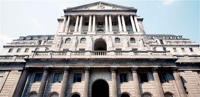 El banco de Inglaterra evalúa la salida británica de la UE