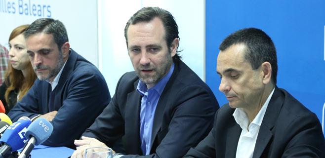 Bauzá promete una ayuda de 426€ al mes para los autónomos que fracasen