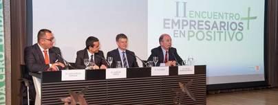"""Onda Cero y CaixaBank celebran el """"II Encuentro de Empresarios En Positivo"""""""