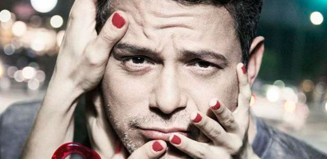 Alejandro Sanz presenta 'Sirope'