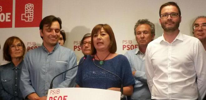 Francina Armengol no está en condiciones de exigir la presidencia