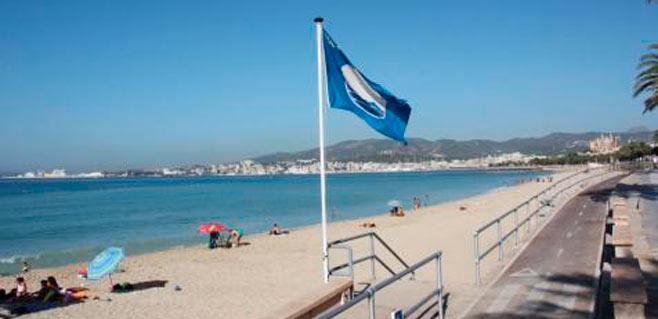 Balears pierde once banderas azules