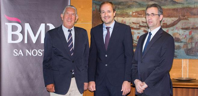 BMN-Sa Nostra y Fundación Barceló lanzan microcréditos para emprender