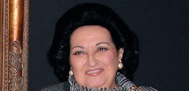 Montserrat Caballé no se presenta a su juicio