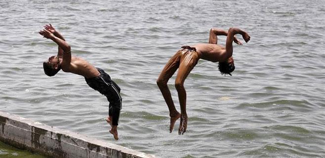 Más de 400 muertos por la ola de calor en India