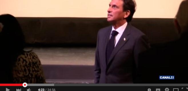 La comunidad periodística condena el vídeo de Canal 4 que ataca a Isern