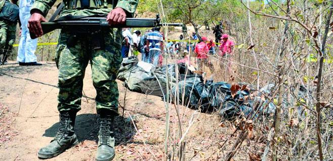 Más de 40 muertos por una emboscada a policías