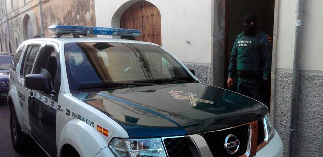 Detenidas 14 personas en Llucmajor por tráfico de cocaína y marihuana