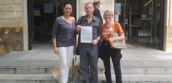 98.595 firmas contra las galeras