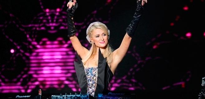 Paris Hilton regresa a Amnesia