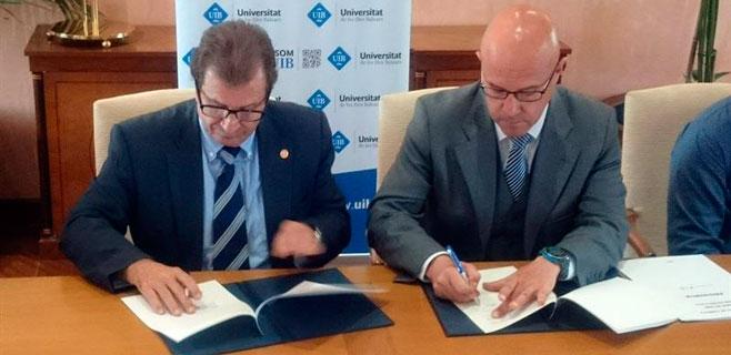 La UIB crea una APP para las emergencias a cruceristas