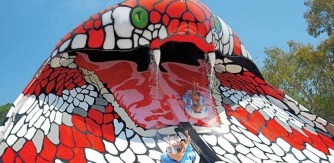 Aqualand abre la temporada con el nuevo King Cobra