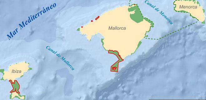Oceana exige al nuevo Govern una protección efectiva del medio marino