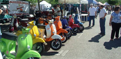 Sant Marçal acoge la XIV Feria Motor Retro