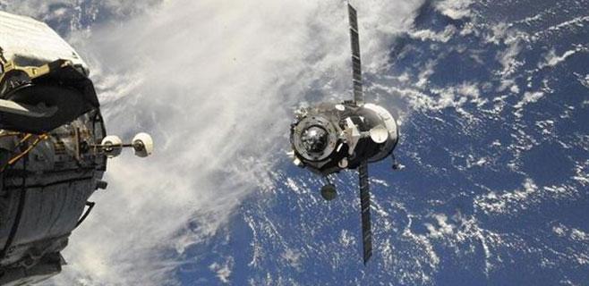 La nave rusa Progress caerá a la Tierra este sábado