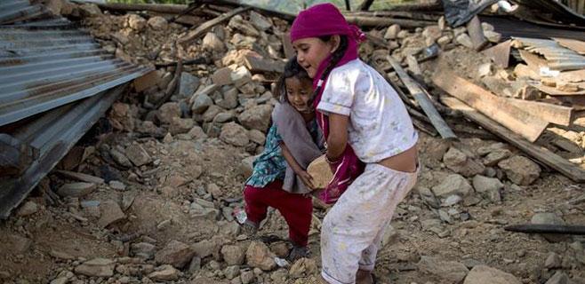 70.000 niños necesitan apoyo nutricional urgente en Nepal
