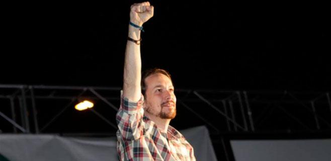 Iglesias y los suyos acaparan la lista de Podemos al Congreso