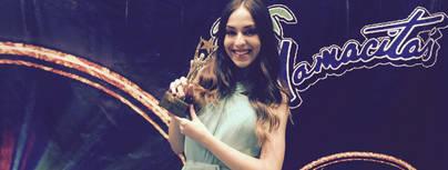 Lorena Ares gana el Fox Music Award USA y se convierte en el Nuevo Talento Femenino de Estados Unidos 2015