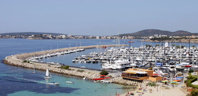 4.000 firmas piden que no se amplíe el puerto de Punta Portals de Calvià