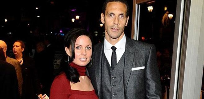 Fallece la mujer del futbolista Rio Ferdinand