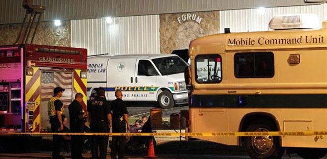 Nueve muertos en un tiroteo entre moteros en Texas